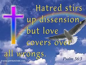 Christian Wallpapers With Bible Verses Kjv | www.pixshark ...