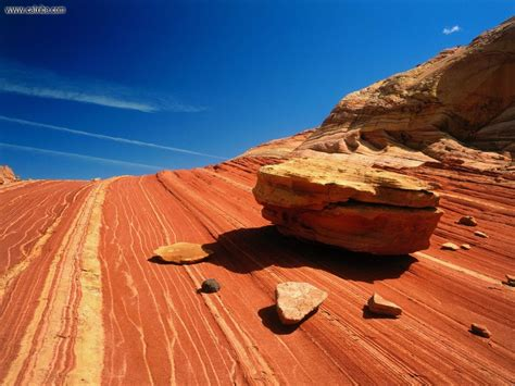 nature navajo sandstone paria canyon arizona picture nr