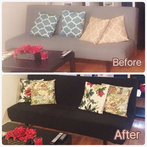 Balkarp Sofa Bed Hack by Futons Ikea Hacks And On