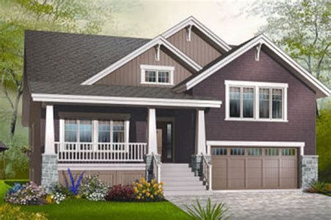 traditional two house plans craftsman style house plan 4 beds 2 5 baths 2309 sq ft