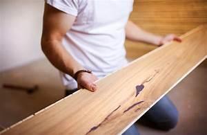 Laminat Auf Fußbodenheizung : laminat auf der fu bodenheizung verlegen so geht s ~ Markanthonyermac.com Haus und Dekorationen