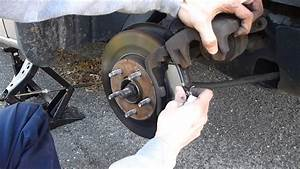 How To Change Ford Brake Pads