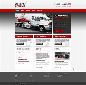 Auto Web : auto towing car repair wordpress theme web design templates website templates download auto ~ Gottalentnigeria.com Avis de Voitures