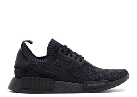 nmd pitch black adidas s80489 black black flight club