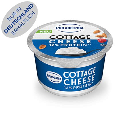 philadelphia produkt philadelphia cottage cheese