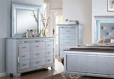 lillian grey queen bedroom set louisville overstock