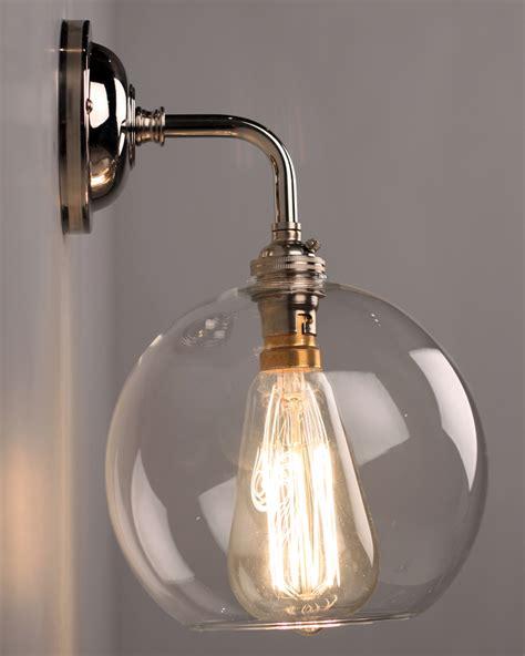 10 Best Types Of Globe Wall Lights  Warisan Lighting
