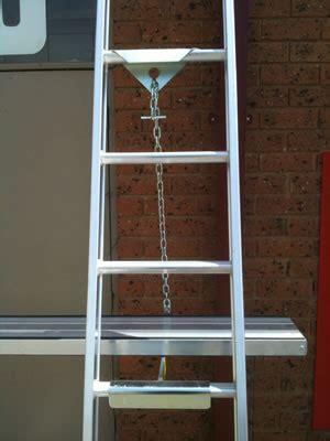 ladder safety accessories  sydney ladder brackets