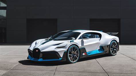 New Bugatti Divo deliveries begin - $8.03 million hypercar ...