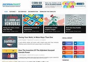 blogger templates free download 2012 - sora fast blogger template free download blogspot