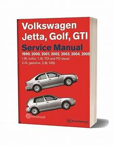 Vw Golf Jetta R32 Factory Service Manual 1999 To 2005