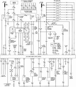 A4e Wiring Diagram For 1988 Ford F700
