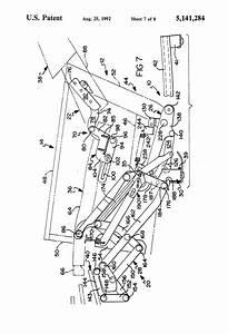 Lane Recliner Mechanism Diagram