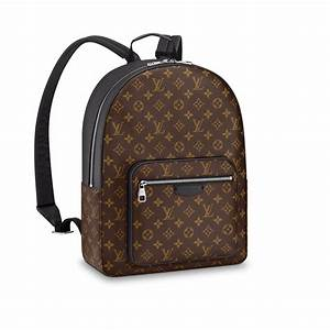 Josh Monogram Macassar Canvas - Men's Bags LOUIS VUITTON