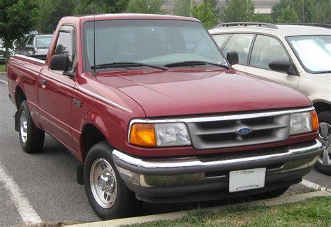 Original Tire Size 1997 Ford Ranger