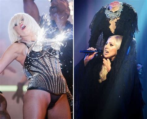 10 Remember To Expect The Unexpected? Gaga's Always