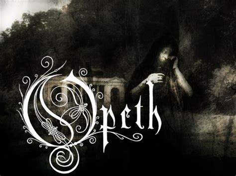 Opeth-the Drapery Falls By Helvete On Deviantart