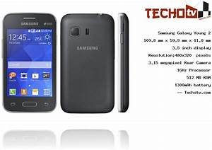 Samsung Galaxy Young 2 Phone Full Specifications  Price In