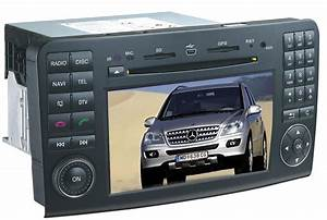 Pieces Mercedes Pas Cher : autoradio gps mercedes ml 270 pas cher ~ Gottalentnigeria.com Avis de Voitures