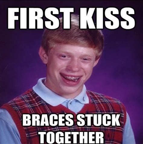 Kid With Braces Meme - 21 struggles anyone who had braces as a kid will remember playbuzz