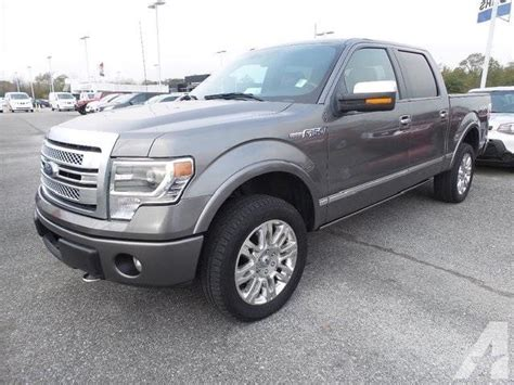 4x4 Ford F-150 Supercrew Used Cars In Pensacola
