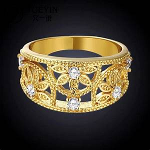 r096 wholesale fashion 18k gold jewelry ring african dubai With dubai gold wedding rings