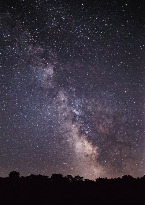 Universe Filled Stars Nebula And Galaxy Cosmic Art