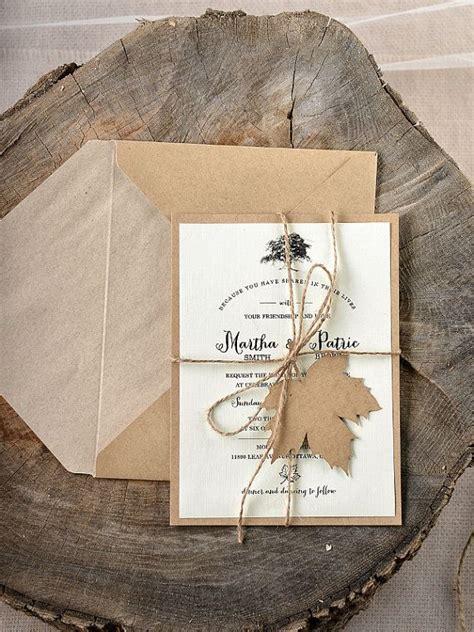 top  chic rustic wedding invitations  lovepolkadots