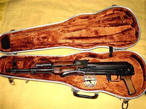 case violin ak 47 guns gun guitar cases cool rifle tactical roman weapons weapon range assault lover canal ammunition discover