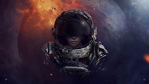 space, Fantasy Art, Astronaut Wallpapers HD / Desktop and ...