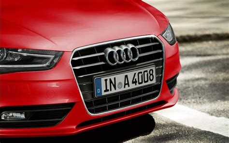 New Audi A4 (3