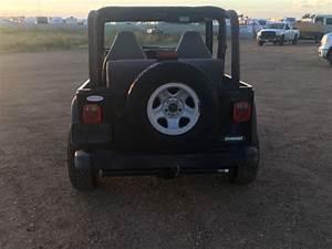 97 Jeep Wrangler Tj Sport 4 0 89k Mile 6 Cylinder Engine