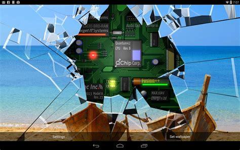 3d Parallax Wallpaper Anime - gambar wallpaper 3d kaca pecah gambar dp bbm