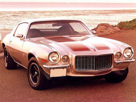 Chevrolet Camaro Rsss 396 '197072