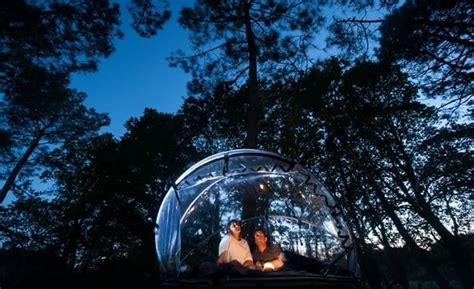 chambre d hote quiberon cabanes dans les arbres et hébergements pour nuit insolite