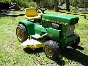 John Deere 112 Tractor  1974  - Mytractorforum Com
