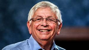 Ex-NBA Commish ... David Stern