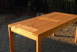 wood patio dining table plans woodideas