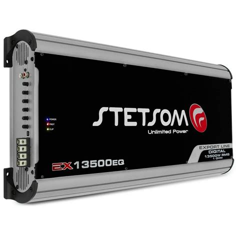 Stetsom Ohm Mono Amp High Power Car Audio