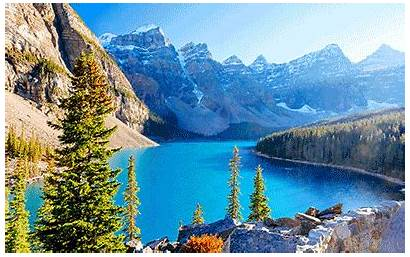 Canada Rocky Mountain Western National Water Fresh