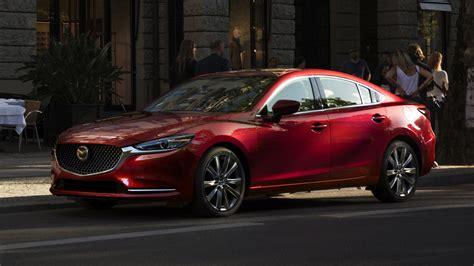 Salón De Los Ángeles 2017 Mazda6 2019, Llegará Todavía