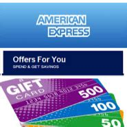 In order to purchase a item that's priced higher than the value on your amex gift card, you must use the following steps.if you're purchasing an item that is equal or lower value than your amex gift card, don't worry about the steps below and just purchase the item. Do Amex Offer Deals Work on the Purchase of Gift Cards? - Doctor Of Credit