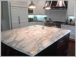 Types Of White Marble Countertops