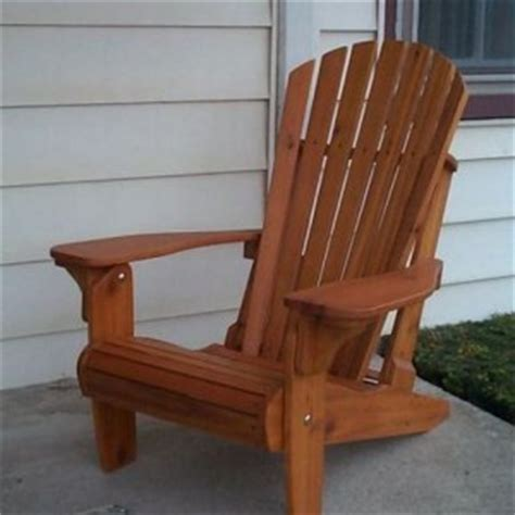 curved back adirondack chair plans image mag