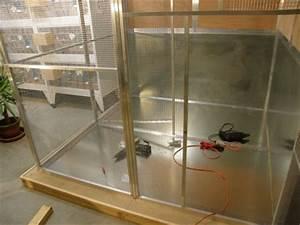Fabrication D Une Voliere Exterieur : construction d 39 une voli re d 39 int rieur perroquet mania ~ Premium-room.com Idées de Décoration