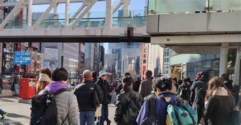 新宿 駅 南口 自殺