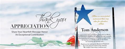 personalized appreciation award plaques diy awards