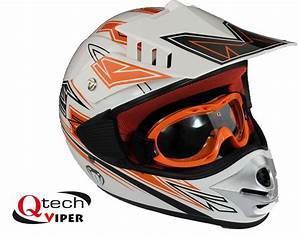Motocross Helm Brille : kinder motocross helm mit brille offroad dirt bike ebay ~ Jslefanu.com Haus und Dekorationen