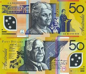 Australia's Polymer Specimen Banknotes - Are They Actually ...