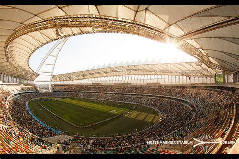 About Moses Mabhida Stadium in Durban